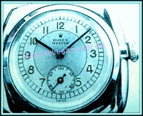Rolex Oyster aus den 30er Jahren