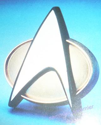 Star Trek Abzeichen