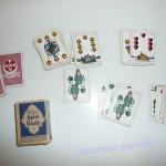Der Bereich alte Spiele umfasst auch Alte Spielkarten