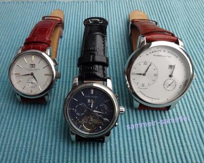 Armbanduhren von Lange & Söhne