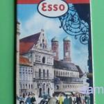 Esso Prospekt aus den 60er Jahren, Sammlerwert ca. 15 Euro