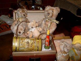 Steiff Teddys