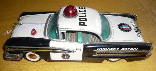 Japanisches Blechspielzeug HTC Oldsmobile
