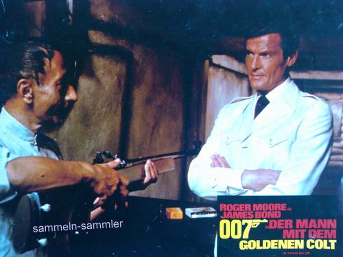 """JamesBond """"Der Mann mit dem goldenen Colt"""""""
