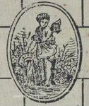 Bing Logo, wohl zwischen 1910 bis 1920