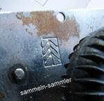 Zeichen der Firma Bühler, der Tannenbaum