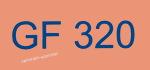 Zeichen von Georg Fischer GF mit Nummerierung