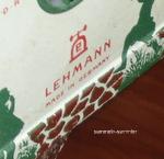 Eines der Markenzeichen von Lehmann bis 1945