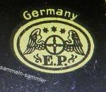 Emblem Ernst Plank, Nürnberg