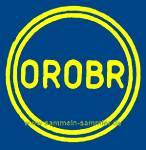 Reil, Blechschmidt und Müller, OROBR, Logo ab 1908