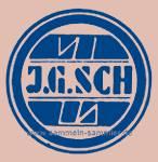 Logo des Herstellers Schopper, Zirndorf, 50er Jahre