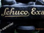 Typischer Schriftzug von Schuco