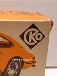 Zeichen von CKO auf einer Schachtel