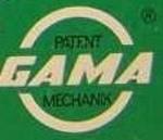 Markenzeichen von GAMA