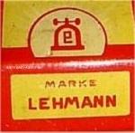 Logo von Lehmann