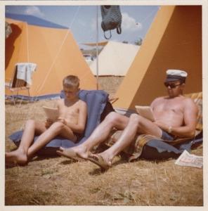 Beispiel für Fotos aus den 60er Jahren