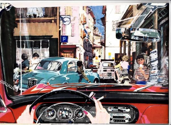 Autoprospekt von 1962, Ford 17m