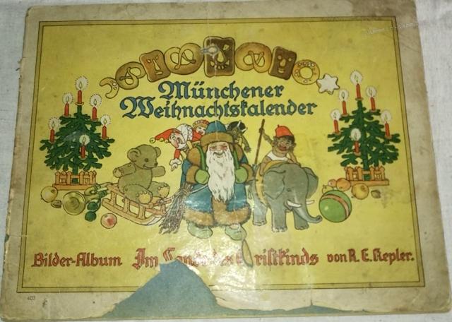 Münchener Weihnachtskalender