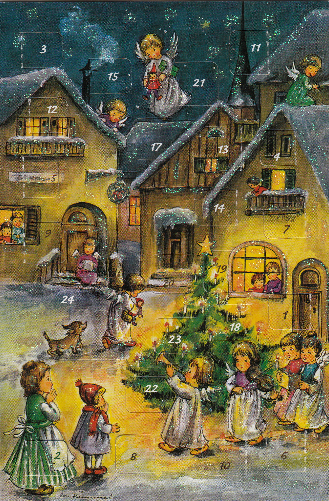 Adventskalender Korsch