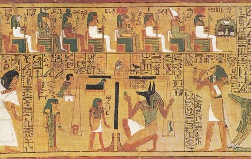 Ägyptika Wandflies
