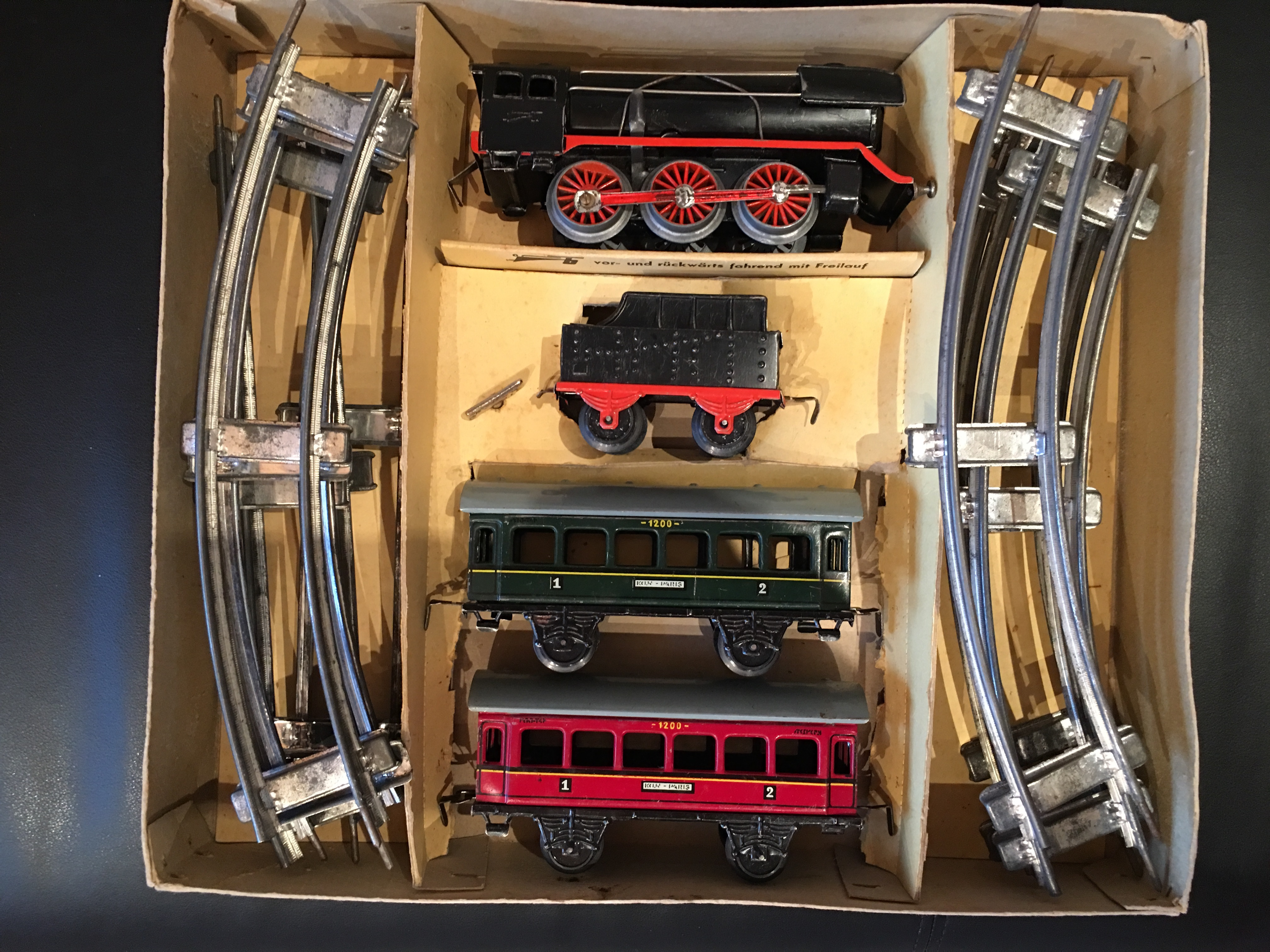 Beckh Eisenbahn