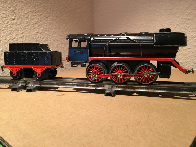 Beckh Lokomotive