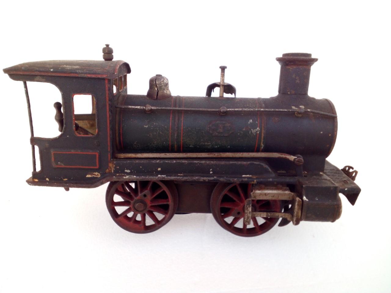 Märklin Eisenbahn 20er jahre