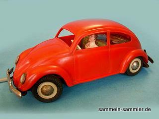VW Mignon rot